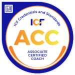 Associate certified Coach ACC ICF