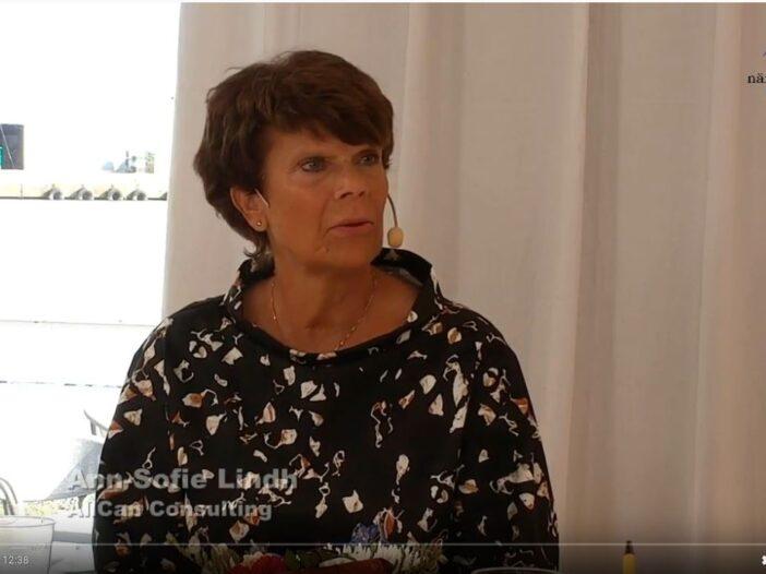 Ann-Sofie Lindh - Mitt i näringslivet - kalmar